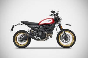 Zard - ZARD Ducati Scrambler Desert Sled ZUMA Silencer