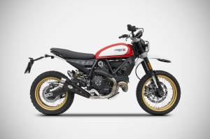 Zard - ZARD Ducati Scrambler Desert Sled Low mount Slip-on