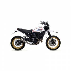 Arrow - Arrow Ducati Scrambler Desert Sled Low mount Slip-on - Image 1