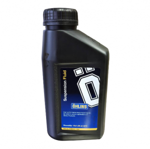 Öhlins - OHLINS Road and Track Full Synthetic Fork Oil - Image 1