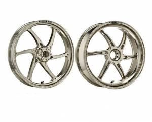 OZ Motorbike - OZ Motorbike GASS RS-A Forged Aluminum Wheel Set: Ducati 1199, 1299 Panigale, V4