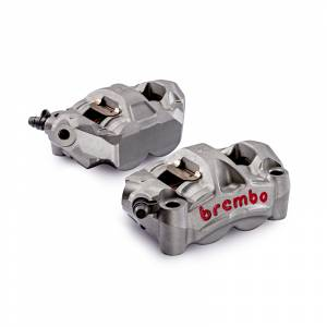 Brembo - BREMBO Cast Monobloc M50 Calipers: 100mm Radial Mount Only - Image 1