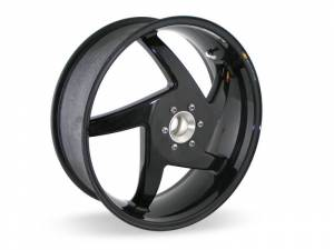 "BST Wheels - BST 5 Spoke Rear Wheel [6.0""]: 748-998, MH900e, Monster S2/R/S4R/S4RS/796/1100, MTS 1000/1100, HM-HS, SF848, 848 - Image 1"