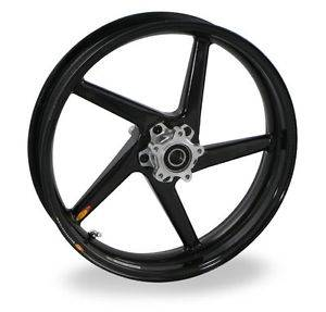 BST Wheels - BST 5 SPOKE FRONT WHEEL: DUCATI 749/999/1098 /S4RS/HYM/HYS/MTS and more - Image 1