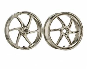 OZ Motorbike - OZ Motorbike GASS RS-A Forged Aluminum Wheel Set: Ducati 1098-1198, SF, Multistrada 1200-1260, Monster 1200, SS 939 - Image 1