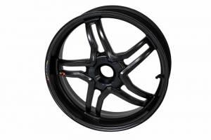 "BST Wheels - BST RAPID TEK 6"" REAR WHEEL: Ducati Panigale 1199-1299-V4-V2, 1098-1198, SF1098, M1200, MTS1200-1260, SS 939 - Image 1"