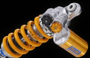 Öhlins - BM 358 Hypersport TTX RT Shock: BMW S1000RR 2012-2014