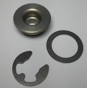 Corse Dynamics - CORSE DYNAMICS Hard Anodized Billet Aluminum Full Floating Rotor Button - Image 1