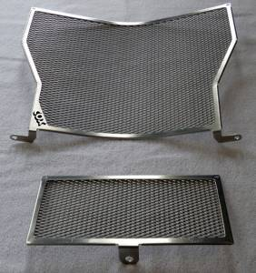COX Racing - COX Radiator and Oil Cooler Guard Kit: S1000RR/R/XR/HP4 - Image 1