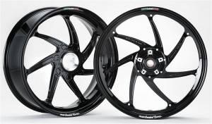 Marchesini - MARCHESINI M7RS GENESI Forged Aluminum Wheels: Ducati 848 / S4RS / Hypermotard / M1100 / M796 - Image 1