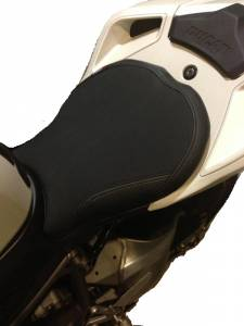 HTMOTO  - HT Moto Seat Covers: 848/1098/1198 [Front Only] - Image 1