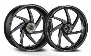 Marchesini - Marchesini M7RS GENESIS Forged Aluminum Wheel Set: Honda CBR 1000 [No ABS] 08-16 - Image 1