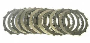 EVR - EVR Ducati 12T Organic Clutch Plate Set: 748-998 / 749-999 / MH900e / M900-1000 / S2R / S4R / MTS1000 / SC / ST / SS - Image 1