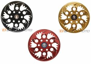 SpeedyMoto - SPEEDYMOTO Ducati Dry Clutch Pressure Plate: Kukri Pro - Image 1