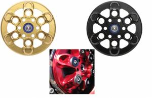 SpeedyMoto - SPEEDYMOTO Ducati Dry Clutch Pressure Plate: Shinobi Pro - Image 1