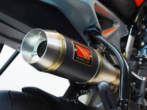 Competition Werkes - Competition Werkes Slip On Exhaust: KTM Duke 790 - Image 1