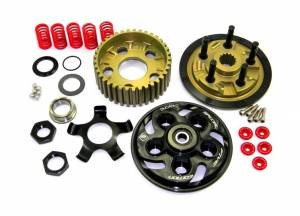 Ducabike - Ducabike 5 Spring Dry Slipper Clutch Hub Assembly [No Basket Or Plates] Ideal for the two valve series. - Image 1