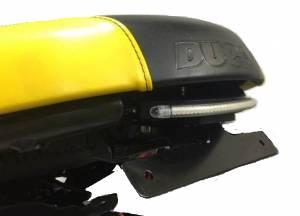 Corse Dynamics - CORSE DYNAMICS Fender Eliminator & LED Tail Light: Ducati Scrambler - Image 1