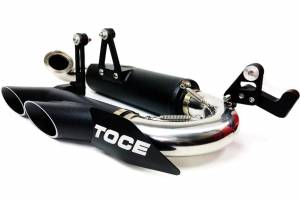 TOCE - TOCE Exhaust System: Ducati Panigale 899