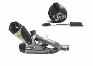 Arrow - Arrow Works Titanium Exhaust with Termignoni T-800 UpMap: Ducati Panigale V4/S/R - Image 1
