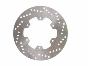 Brembo - Brembo Oro Series Rear Brake Rotor: Ducati Monster 620-695-696-800-900-S4, SS 620-800-900-1000, ST, 851-888, Sport Classic, GT1000, Paul Smart - Image 1