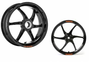 "OZ Motorbike - OZ Motorbike Cattiva Forged Magnesium 17"" Wheel Set: Ducati Panigale 1199/1299/V4 [In Stock]"