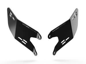 Ducabike - Ducabike Aluminum Heel Guards: Ducati HyperMotard 950/950 SP - Image 1