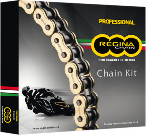 Regina - REGINA CHAIN KIT MONSTER 1000/GT1000/Sport Classic [525/ 15T Front- 39T Rear] - Image 1