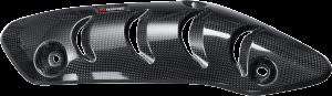 Akrapovic - Akrapovic Heat Shield for Ducati Monster 821 / 1200 / S / R - Image 1