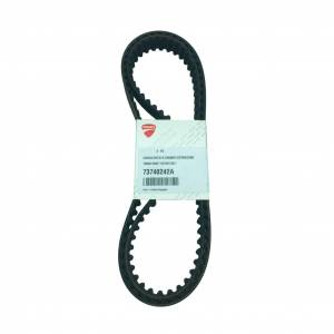 Ducati - DUCATI OEM Timing Belt: Monster 696/796, Hypermotard 796, Scrambler  [Sold in Pairs] - Image 1