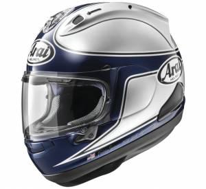 Arai - Arai Corsair-X Spencer 40th Helmet [Red or Silver] - Image 1