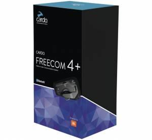 Cardo - Cardo Freecom 4 Plus with JBL Speakers [Single] - Image 1