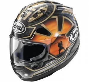 Arai - Arai Corsair-X Dani Samurai-2 Helmet - Image 1