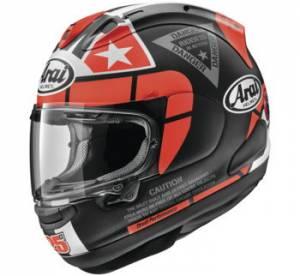 Arai - Arai Corsair-X Vinales 2018 Helmet - Image 1