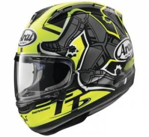 Arai - Arai Corsair-X Isle Of Man 2019 Helmet - Image 1