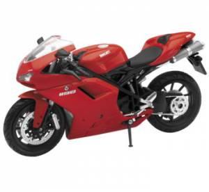 NewRay - New Ray Toys 1:12 Scale Sport Bikes: Ducati 1198 - Image 1
