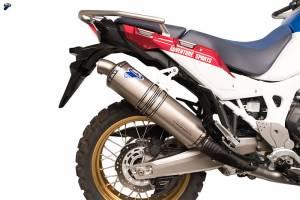 Termignoni - Termignoni Full Titanium Exhaust CRF1000L Africa Twin ('15-'17) - Image 1