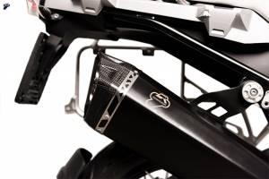Termignoni - Termignoni Black Stainless/Carbon Slip-On: BMW R1200GS '17-'18, R1250GS - Image 1