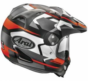 Arai - Arai XD4 Depart Helmet [Black/Silver and White/Blue] - Image 1