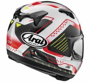 Arai - Arai Quantum-X Drone Helmet [Red] - Image 1
