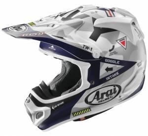 Arai - Arai VX-Pro4 Navy Helmet - Image 1