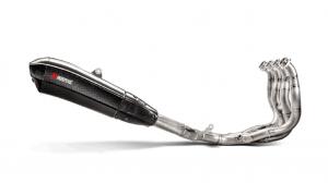 Akrapovic - Akrapovic Evolution Exhaust System: Yamaha R1 / R1M 2015-2019 - Image 1