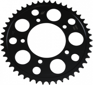 Driven - Driven Lightweight 520 Black Steel Rear Sprocket: Ducati Panigale 899-959 / 749-999 / Desmosedici / Scrambler / Monster 797-821 - Image 1