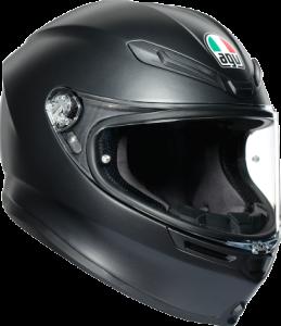 AGV - AGV K-6 Helmet: Matte Black - Image 1