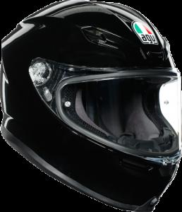 AGV - AGV K-6 Helmet: Black - Image 1