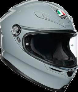 AGV - AGV K-6 Helmet: Nardo Gray - Image 1