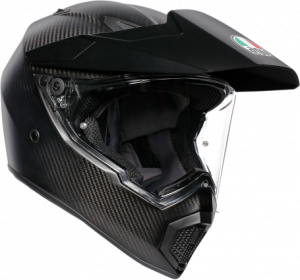 AGV - AGV AX-9 Helmet: Matte Carbon - Image 1