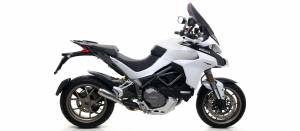 Arrow - Arrow Pro Race Exhaust with Kat Delete: Ducati Multistrada 1260 '18+ - Image 1