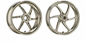 OZ Motorbike - OZ Motorbike GASS RS-A Forged Aluminum Wheel Set: Ducati 848/SF, Monster 796-1100, 848, S4RS, Hypermotard 821-939-950 - Image 1