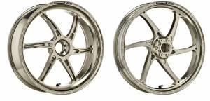 "OZ Motorbike - OZ Motorbike GASS RS-A Forged Aluminum Wheel Set: Ducati Panigale 1199-1299-V4, SF V4 [6.0"" Rear] - Image 1"